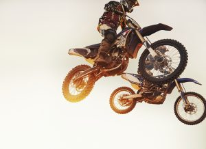 A shot of two motocross riders in midair during a racehttp://195.154.178.81/DATA/i_collage/pi/shoots/783228.jpg